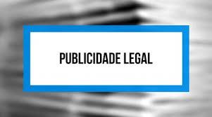 Publicidade Legal