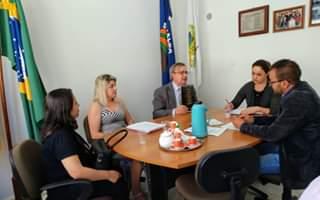Reunião de negociação coletiva da categoria educação infantil