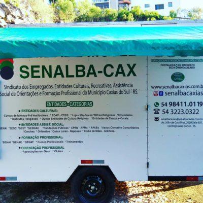 Unidade Móvel Senalba Caxias