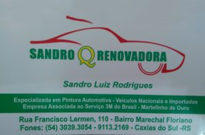 SANDRO RENOVADORA