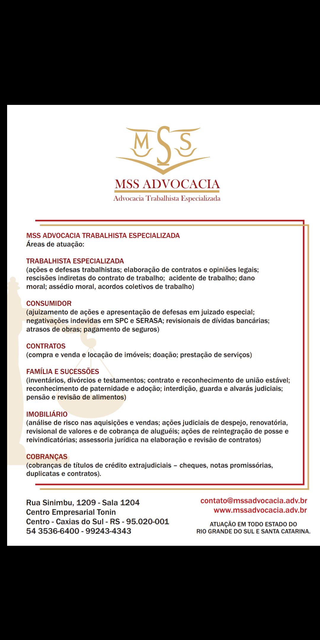 MMS ADVOCACIA