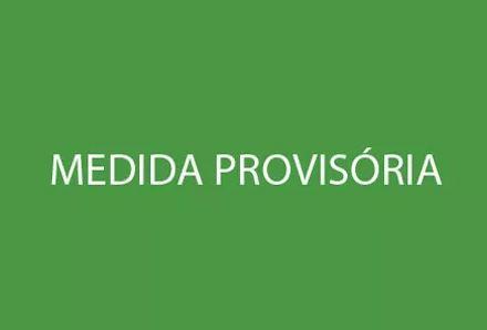 Medida Provisória 873/2019