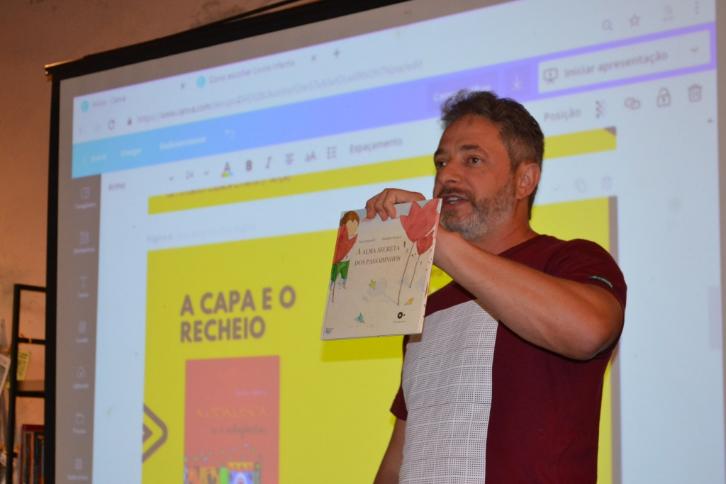 Instituto de Leitura Quindim e Senalba firmam parceria em favor da educação e cultura
