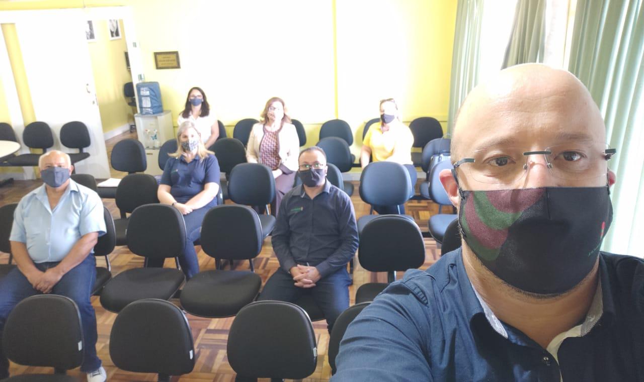 Ocorreu na última sexta-feira (9) em Porto Alegre a primeira reunião de negociação coletiva dos empregados da Categoria Geral e Academias.