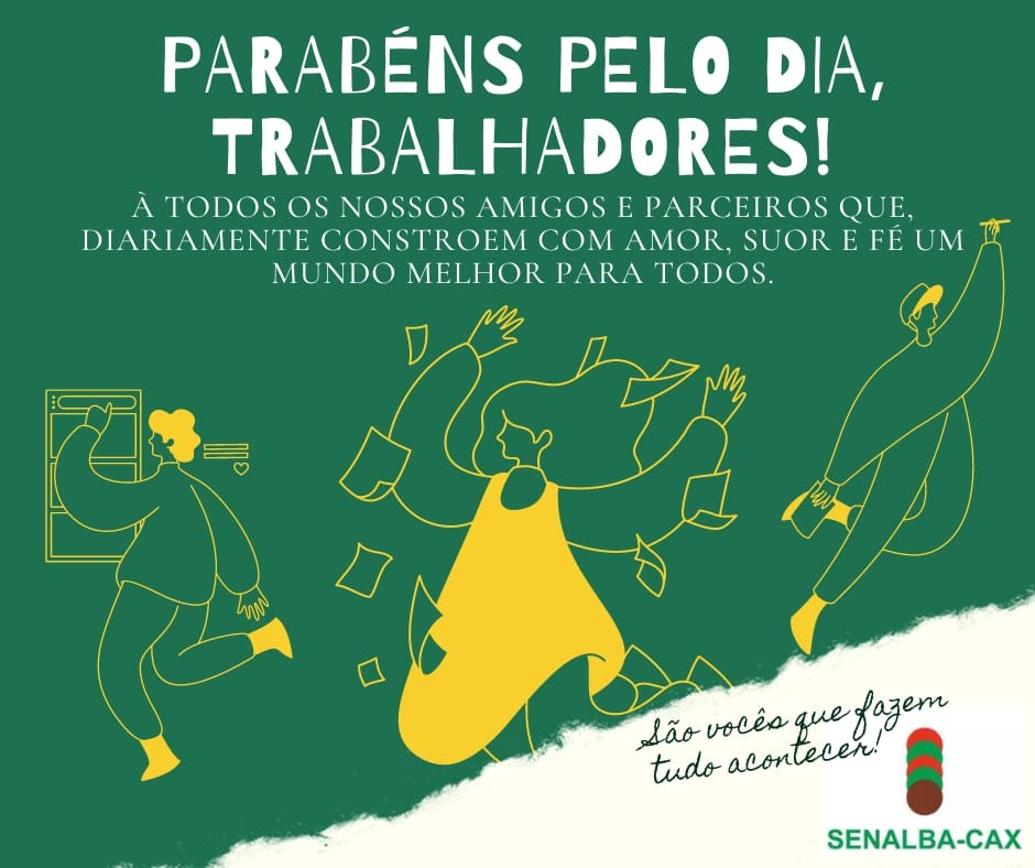 DIA DO TRABALHO