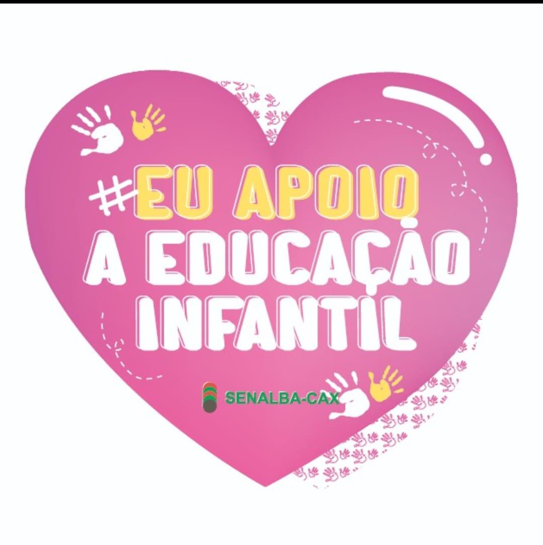 EU APOIO A EDUCAÇÃO INFANTIL